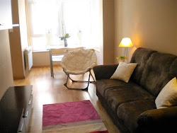 Piso de dos dormitorios en alquiler en Avenida de Hércules, amueblado, garaje. 620€