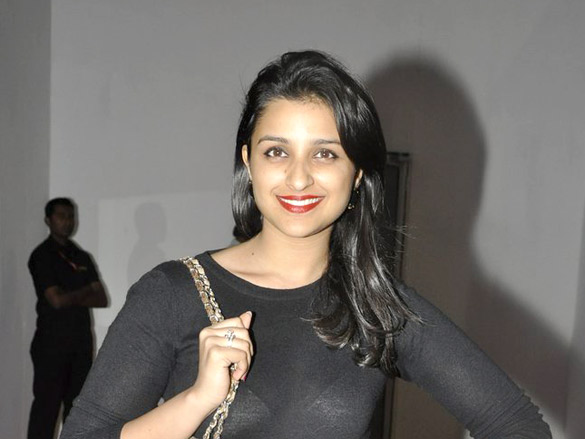 Parineeti-Chopra hot-transparent-top-showing-bra