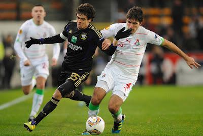 Anderlecht 5 - 3 Lokomotiv Moskva (1)