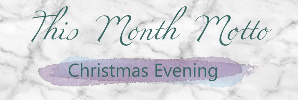 This Month Motto Christmas Evening Naildesign Tutorial Snowflake
