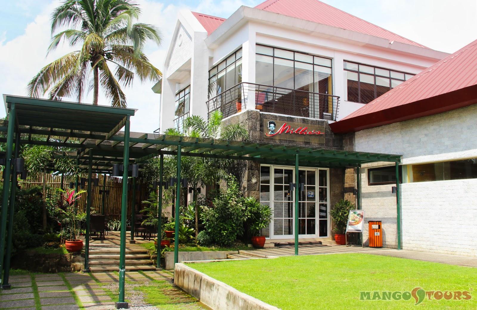 Mango Tours Microtel by Wyndham Sto. Tomas Batangas Millie's Restaurant facade