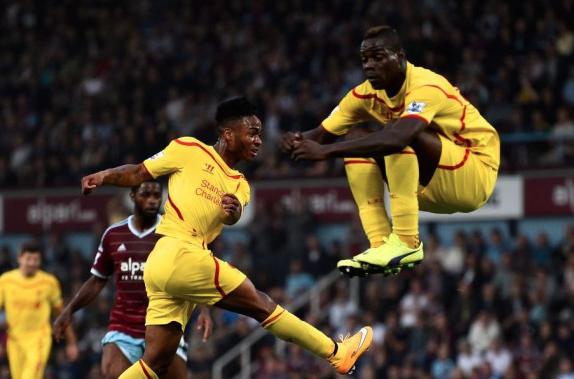 Ấn tượng vòng 5 Premier League 2014/1