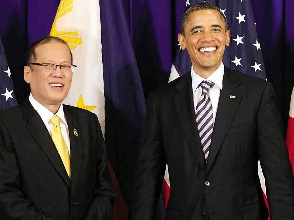 president benigno aquino iii and president obama