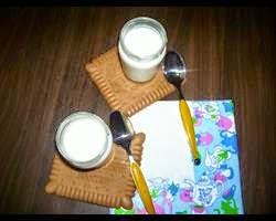 recettes de douceurs au lait