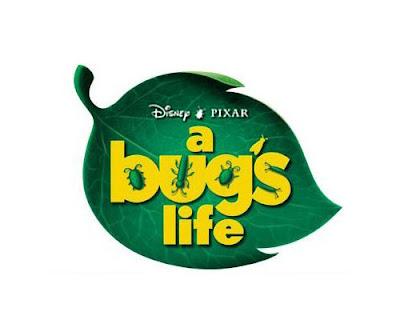 Disney Pixar A Bugs Life Logo