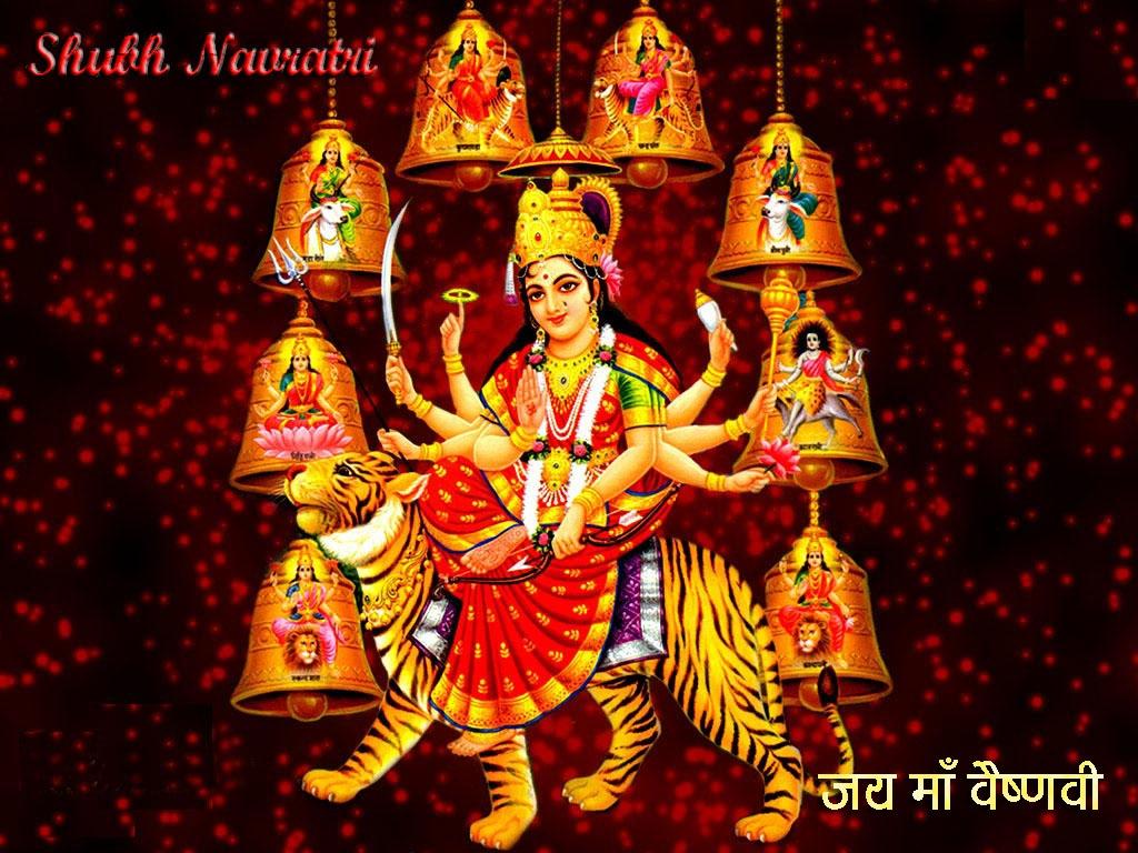 Beautiful Navratri Goddess Durga Images for Free Download