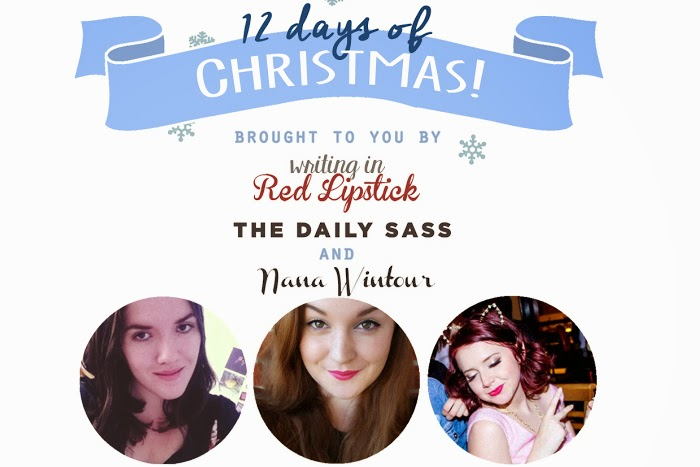 The 12 Days of Blogmas