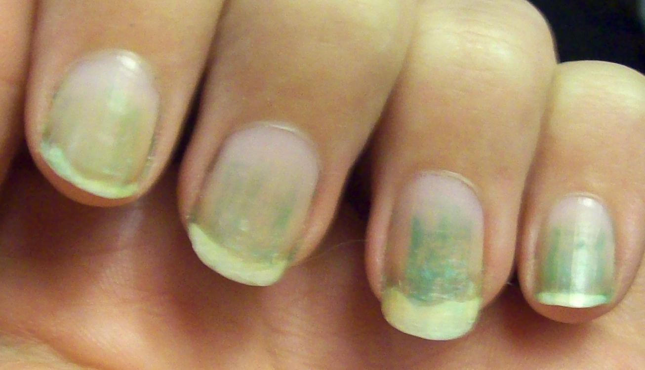 Sirantha 39 S Nails And Things Stained Nails