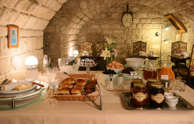 Where we stayed what we ate paris the vivienne files for Best western hotel le jardin de cluny paris