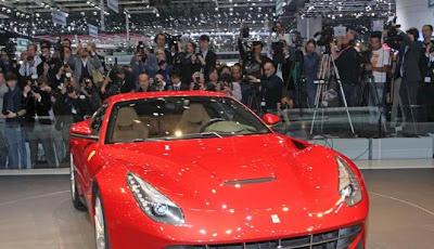 Gambar Mobil Mewah keren Geneva Auto Show 2012