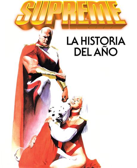 Supreme - 15 Clónicos de Superman en el mundo del comic (1/3)