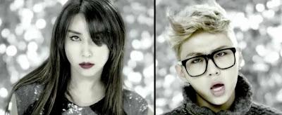 Kim Wan Seon BEAST Junhyung Be Quiet glasses