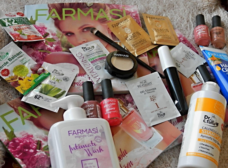 Blog věnovaný značce Farmasi