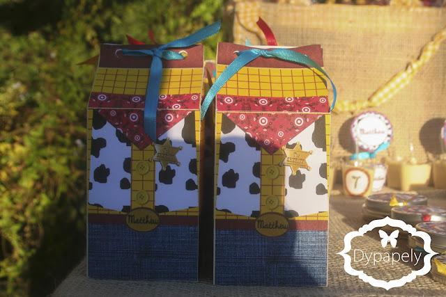caixinha de leite personalizada woody toy story
