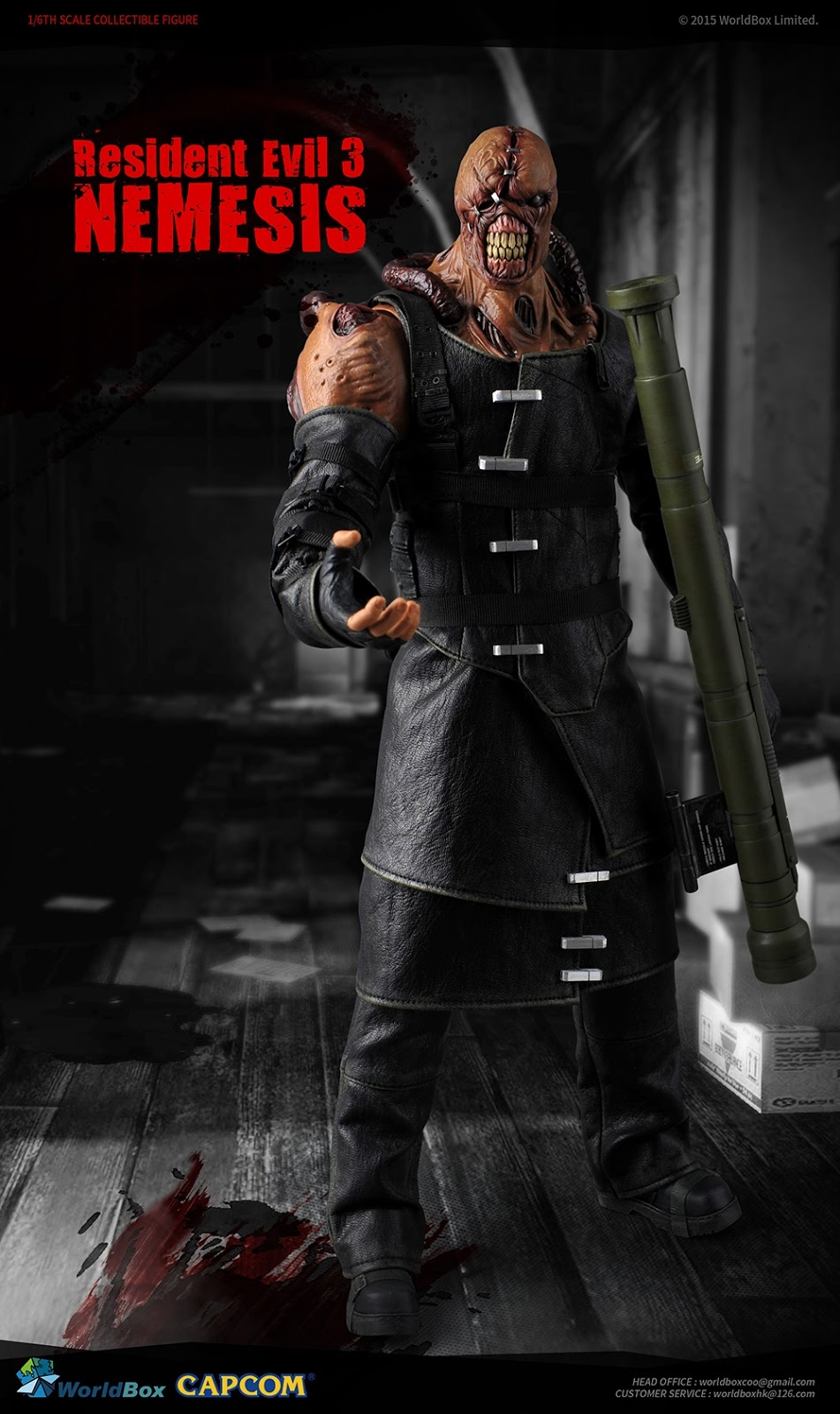 """toyhaven: Check out this upcoming Worldbox """"Resident Evil ..."""