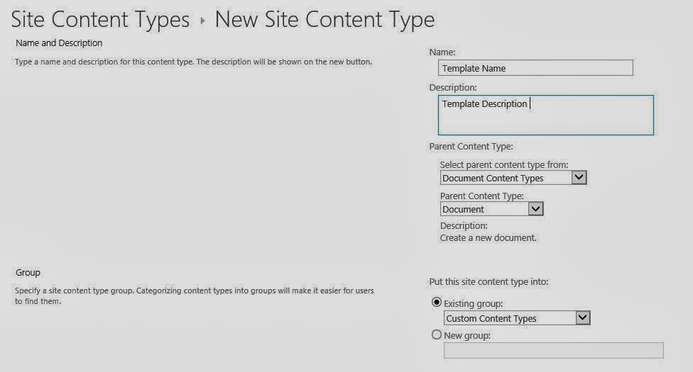 Danie 39 s knowledge base add multiple document templates to for Knowledge base document template