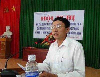 Đông Lỗ  quán triệt và triển khai thực hiện Nghị quyết Trung ương 9