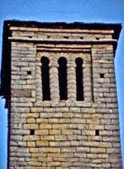 Las iglesias del Serrablo en el Pirineo