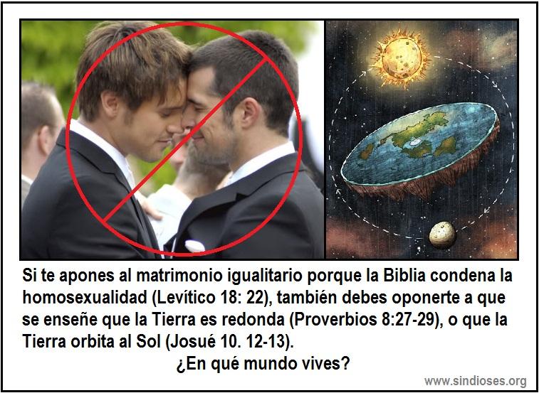 Matrimonio Segun La Biblia : Sin dioses día internacional contra la homofobia