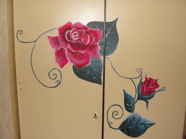 Róża w otoczeniu esów i floresów – c. d :)