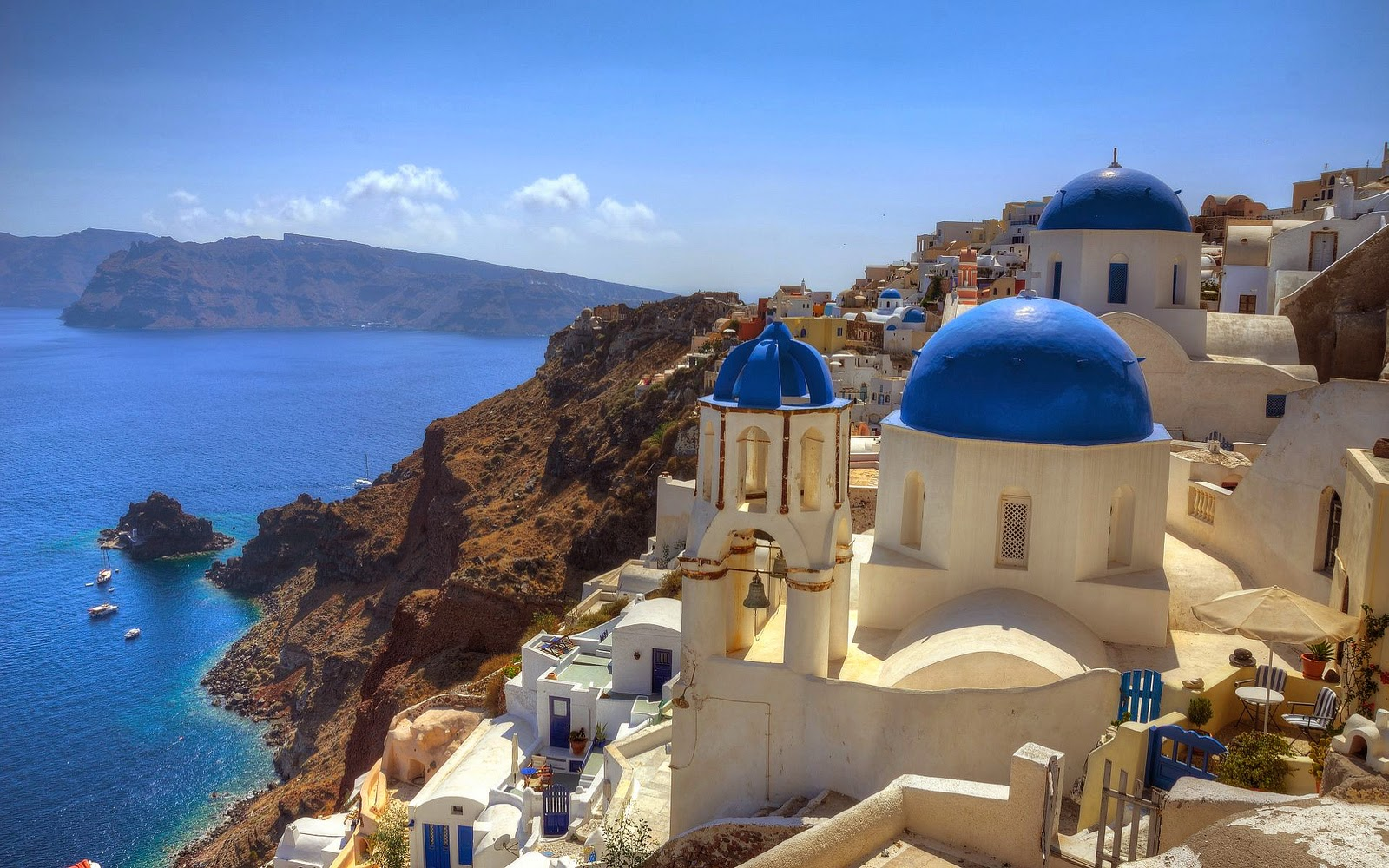 Most Beautiful Places In Greece Tasty Destination Food Travel