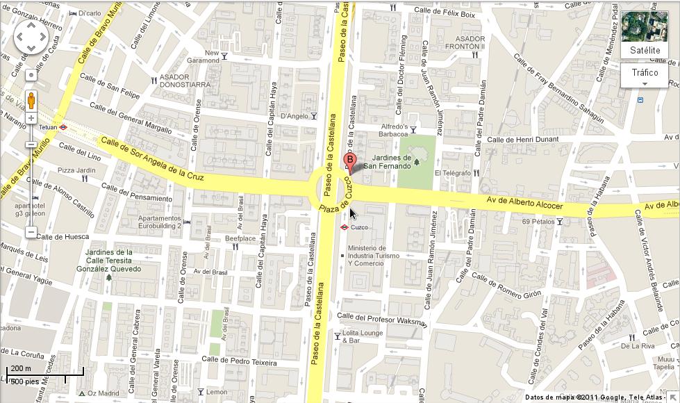 Consulados latino americanos en espa a - Consulado argentino en madrid telefono ...