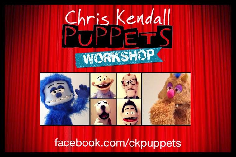 Chris Kendall Puppets