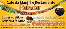 RESTAURANTE E CAFÉ DA MANHÃ