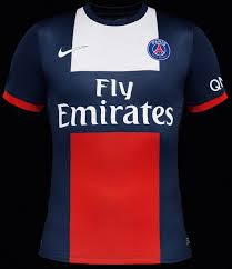 Jersey Paris Saint Germain Home