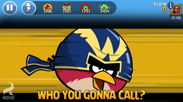 Angry Birds Friends is Now Available for iOS