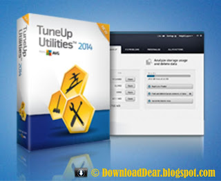 Download TuneUp Utilities 2014 14.0 Final Full Free