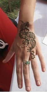 hennas tatoo