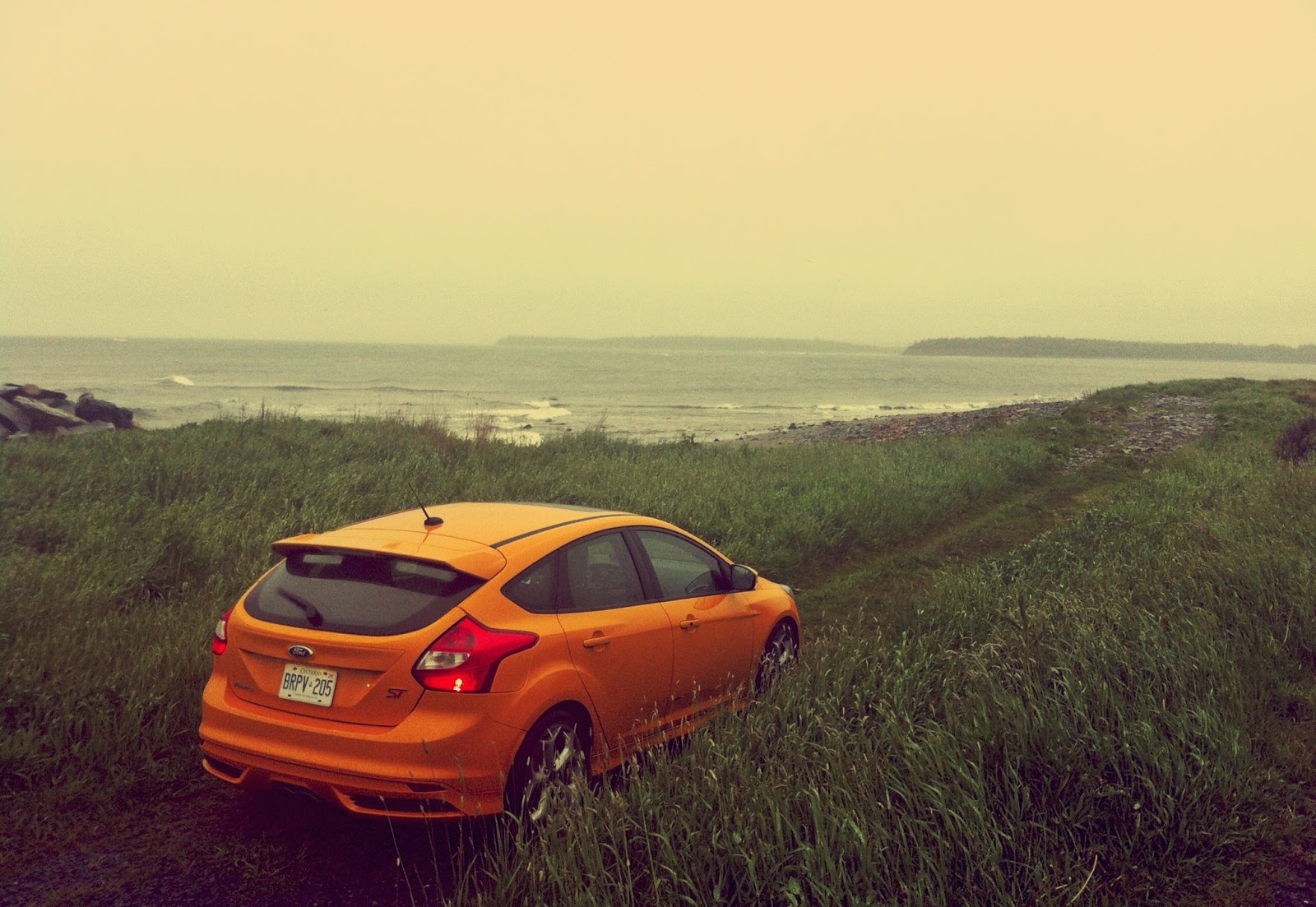 2013 Ford Focus ST Review  They Dont Call It Mellow Yellow