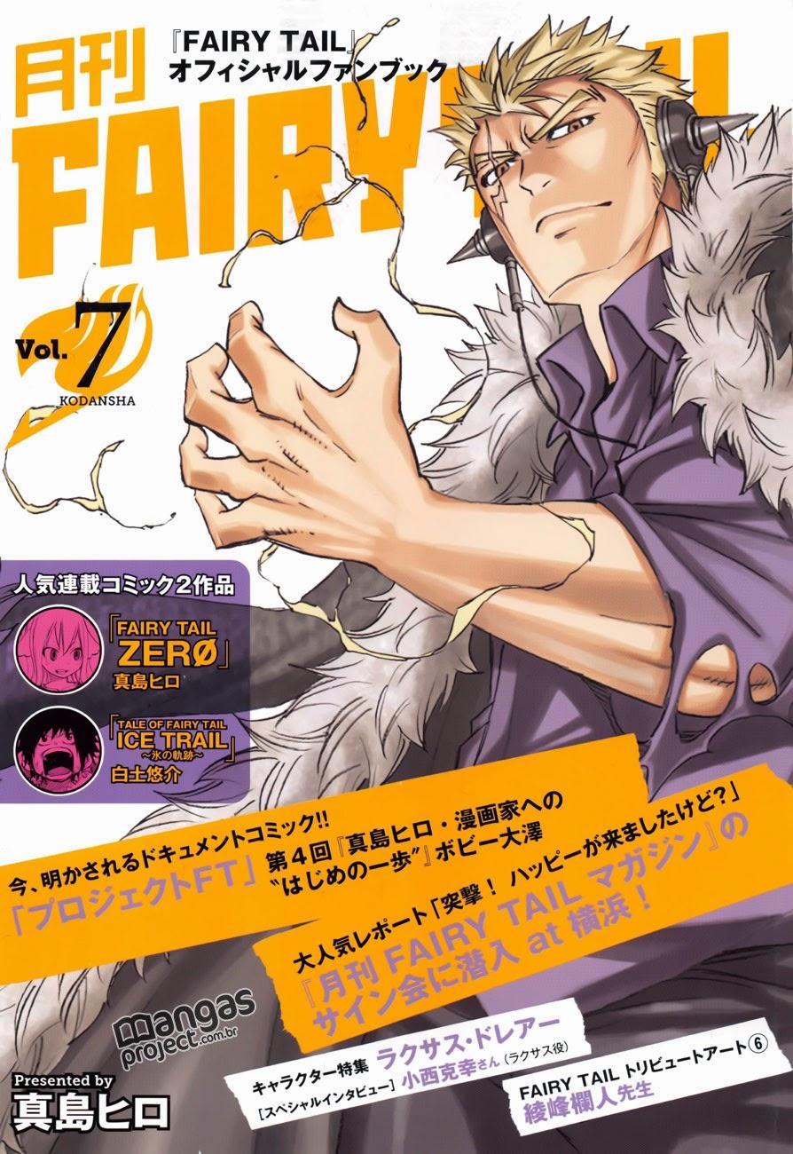 Fairy Tail Zero 07 Mangá Português leitura online