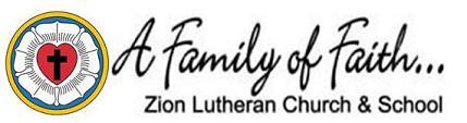 Zion Lutheran Church Sermons (Fallbrook)
