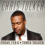 Chris Tucker Tix