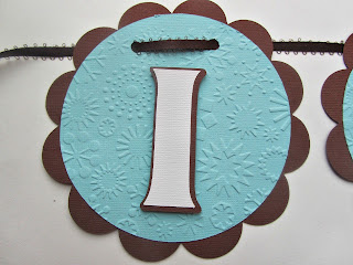 Monkey Baby Shower Banner