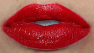 Stila Stay All Day Liquid Lipstick in Fiery Swatch