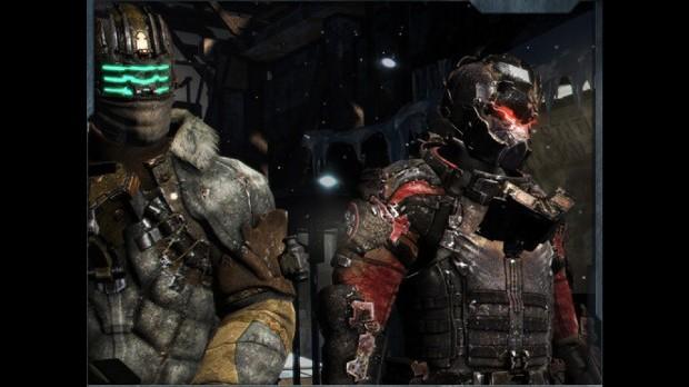 Dead Space 3 Image Leaks