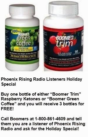 BOOMERS HOLIDAY SPECIAL