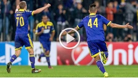 Maribor 1-1 Chelsea