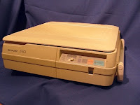 Sharp Z30 fénymásológép