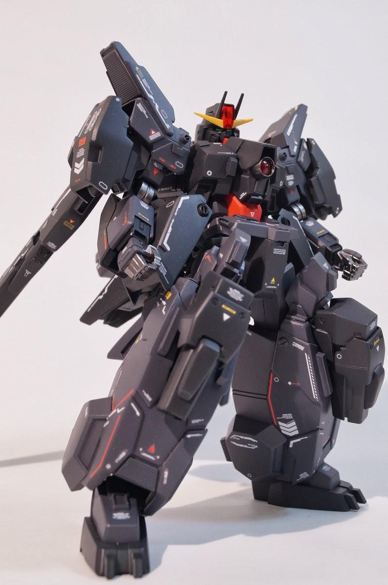 GUNDAM GUY: 1/100 Seravee Gundam - Customized Build