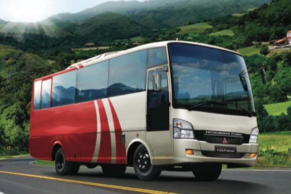 FE 84 Bus Chassis 136 PS (Super Speed)