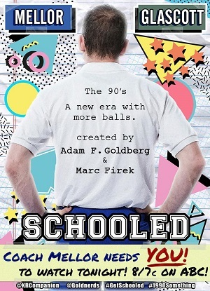 Schooled - Legendada Séries Torrent Download capa