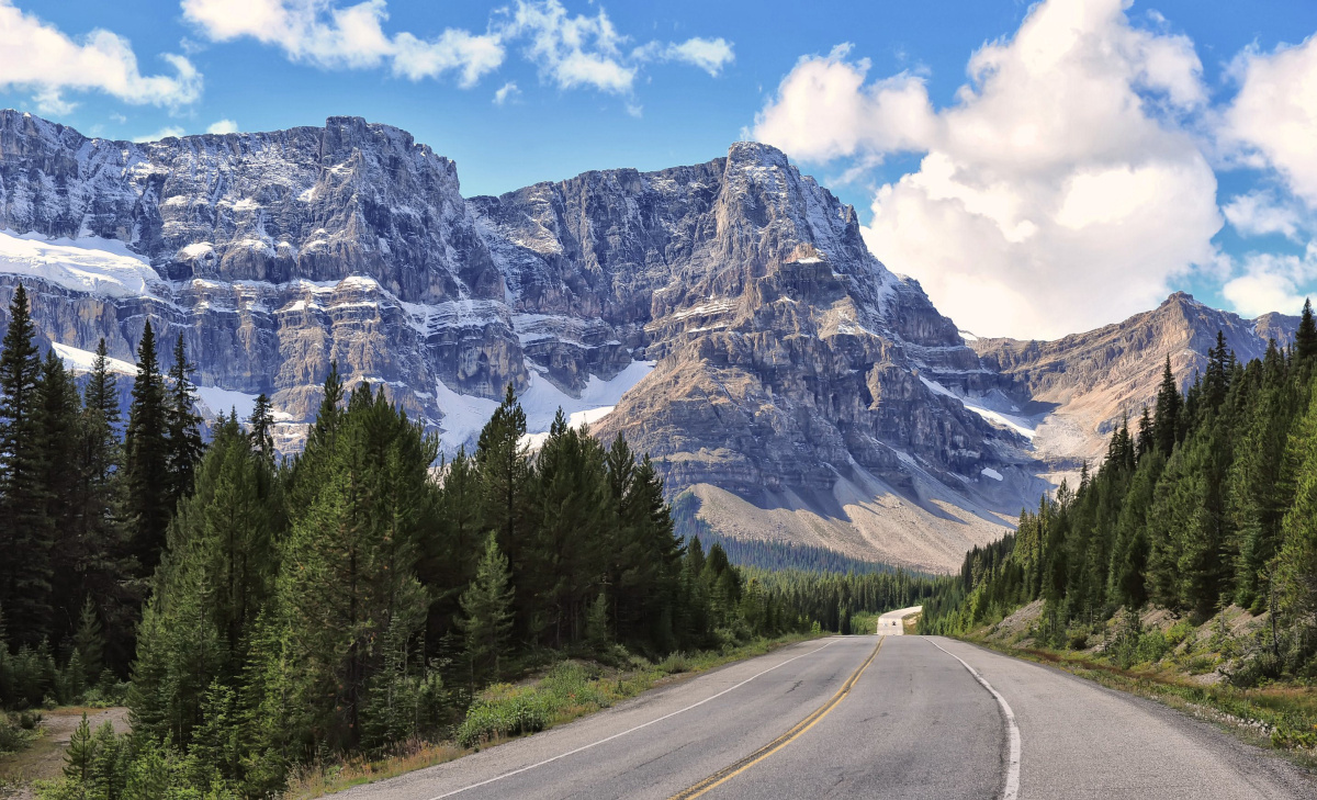 Icefields Parkway Audio Tour