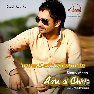 Disk Ch Kali Songs Lyrics - Shrry Maan  Aate Di Chiri