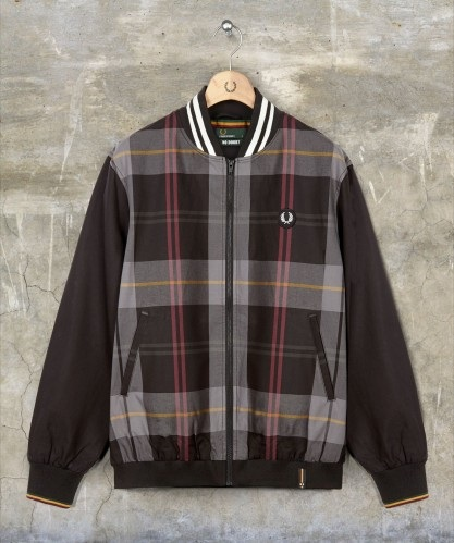 Fred Perry x No Doubt 1950 Bomber Jacket