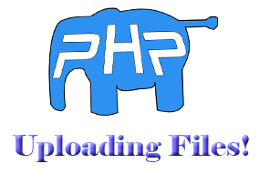 uploading images in php