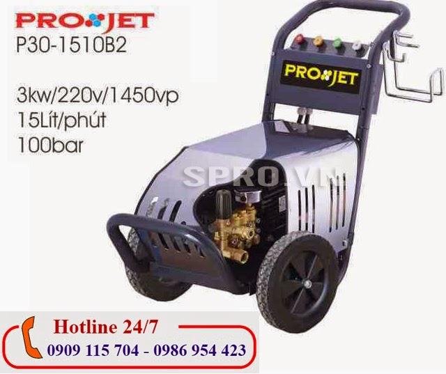 Máy rửa xe cao áp 3.0 kw Projet P30-1510B2
